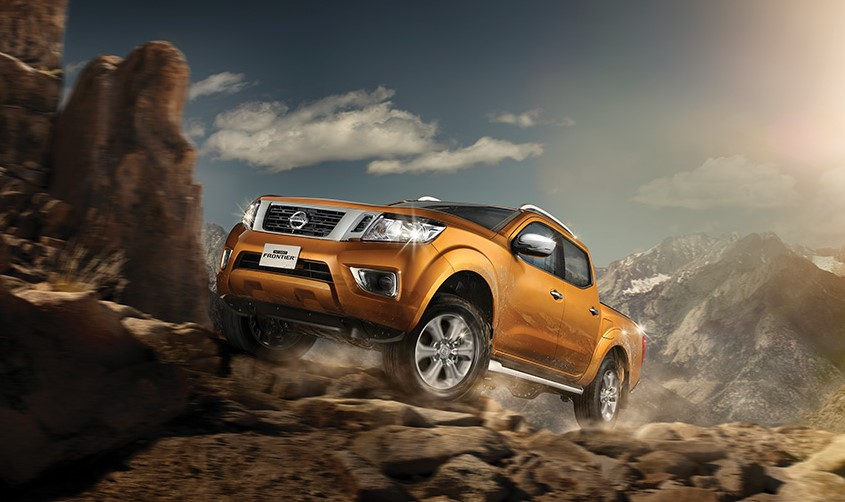 Nissan NP300 Frontier 2019 Mexico changes