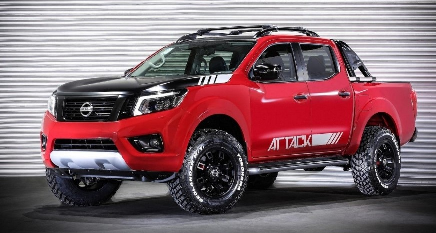 Nissan NP300 Frontier Diesel 2019 changes