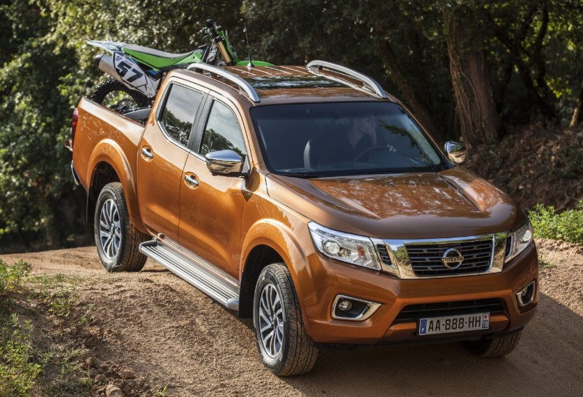 Nissan Frontier NP300 4x4 Diesel 2019 changes