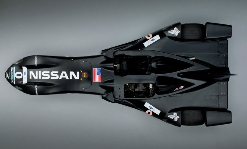 2019 Nissan Deltawing