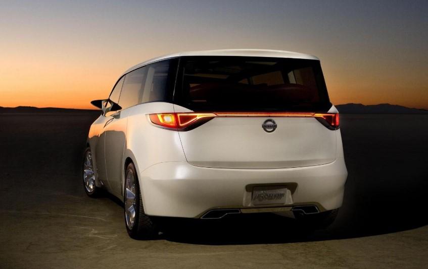 2019 Nissan Forum concept