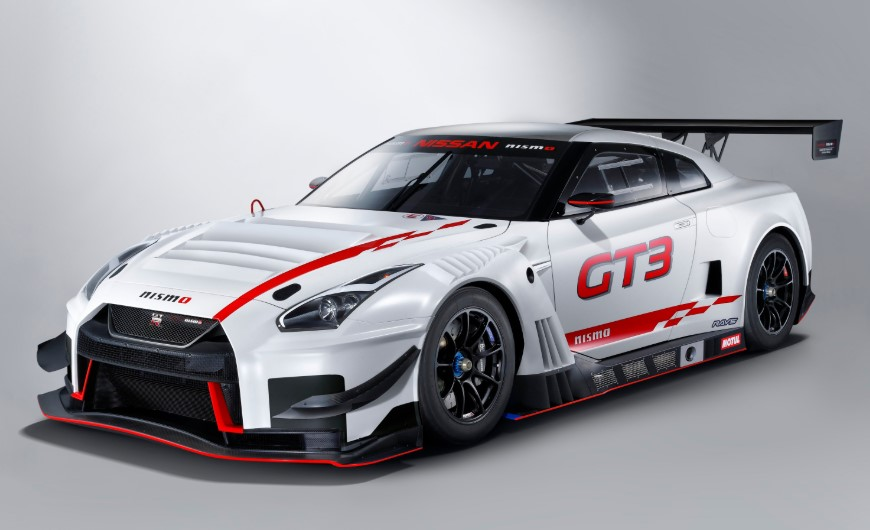 2019 Nissan GT-R Nismo GT3 changes