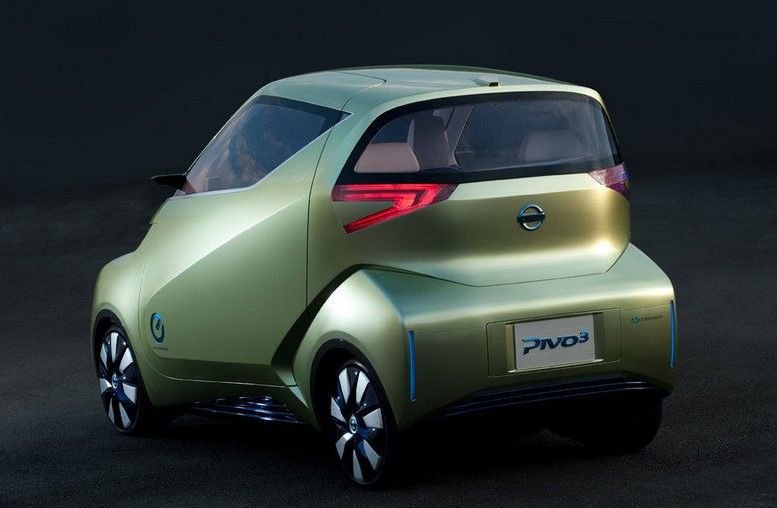 2019 Nissan Pivo concept
