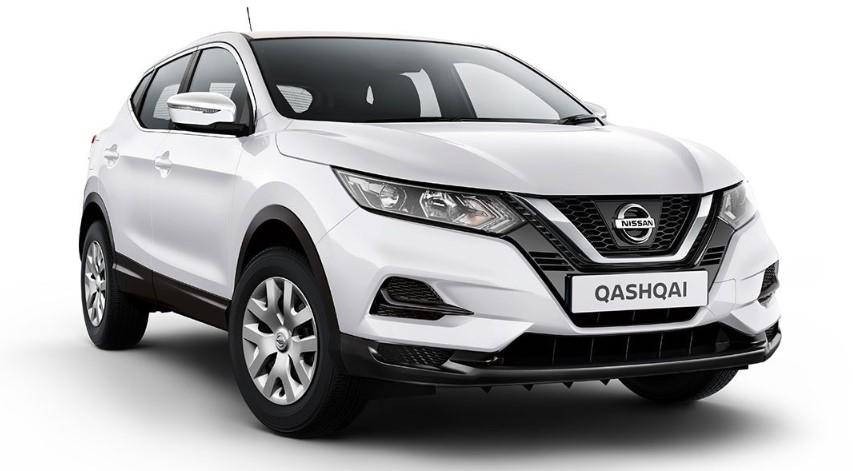 2019 Nissan Qashqai TI changes