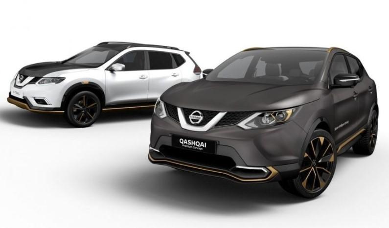 2019 Nissan Qashqai concept