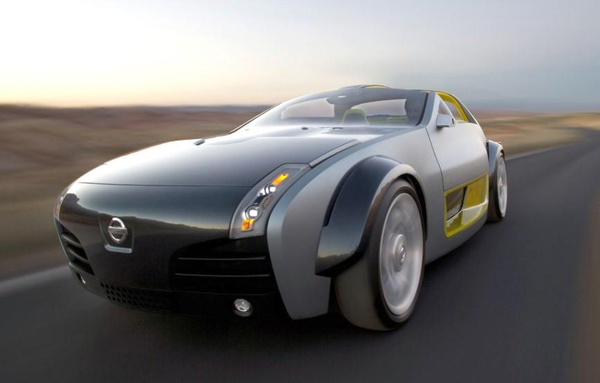 2019 Nissan Urge concept
