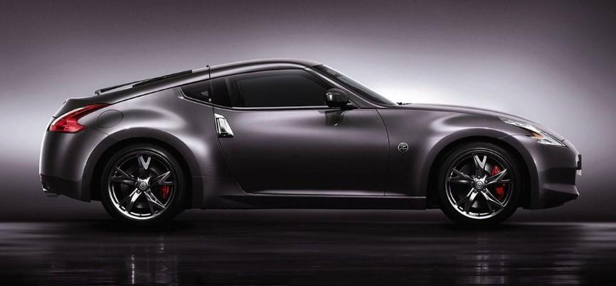 2020 Nissan 350Z concept