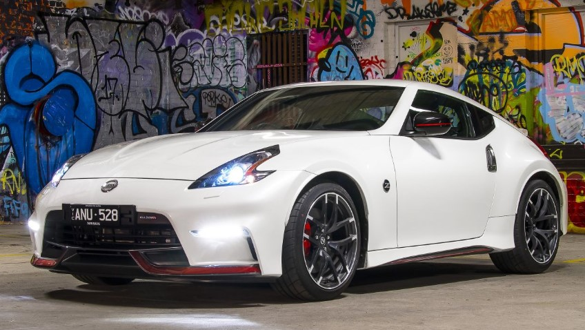 2020 Nissan 370Z changes
