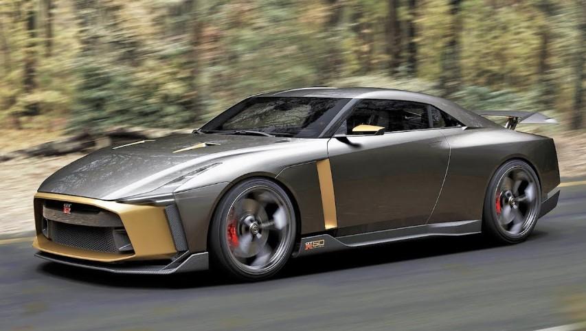 2020 Nissan GT-R Premium changes