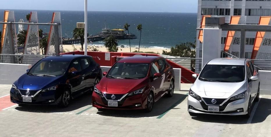 Nissan Leaf 2020 Release Date UK
