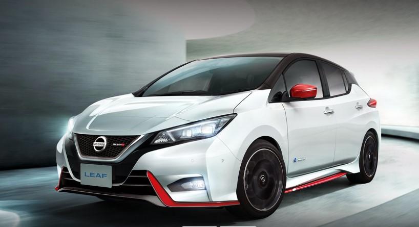 2020 Nissan Leaf Canada changes