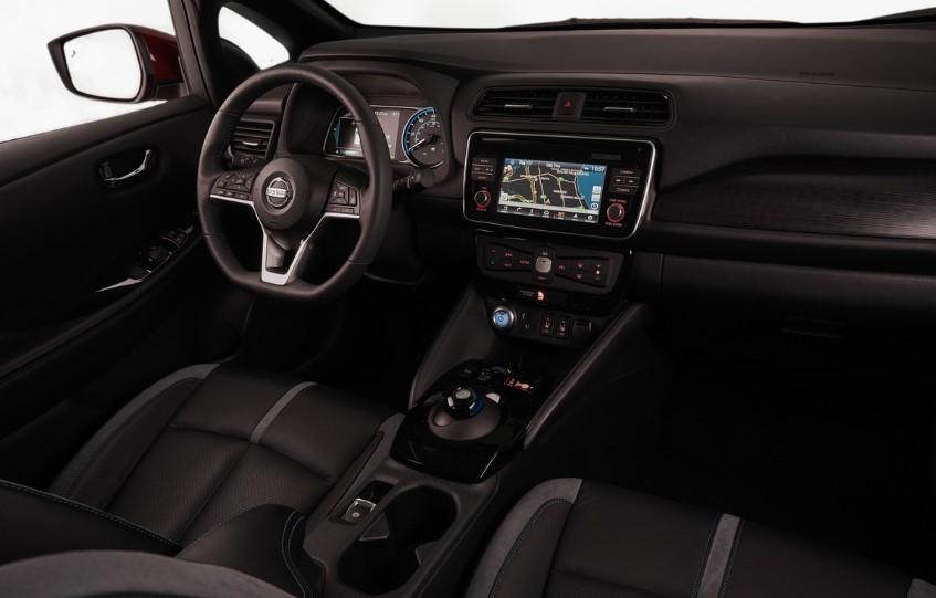 2020 Nissan Leaf E-Plus release date