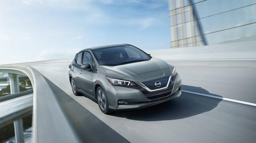 2020 Nissan Leaf changes