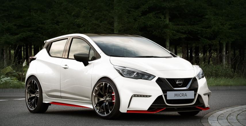 2020 Nissan Micra USA concept
