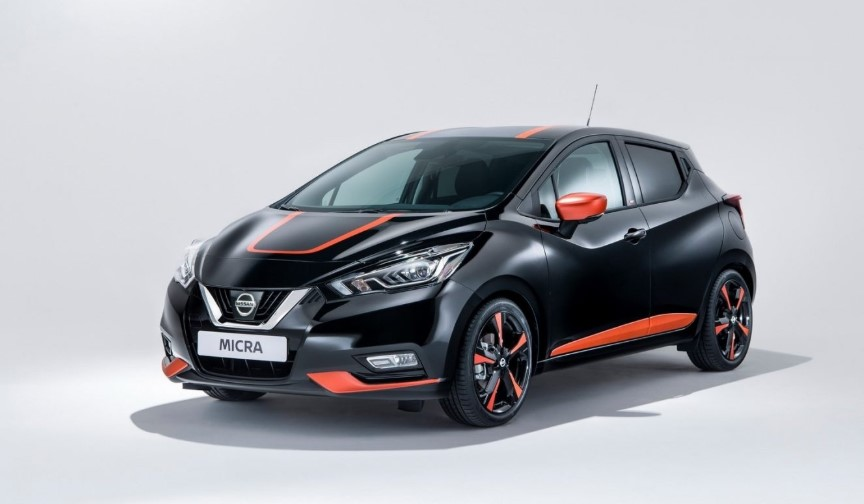 2020 Nissan Micra changes