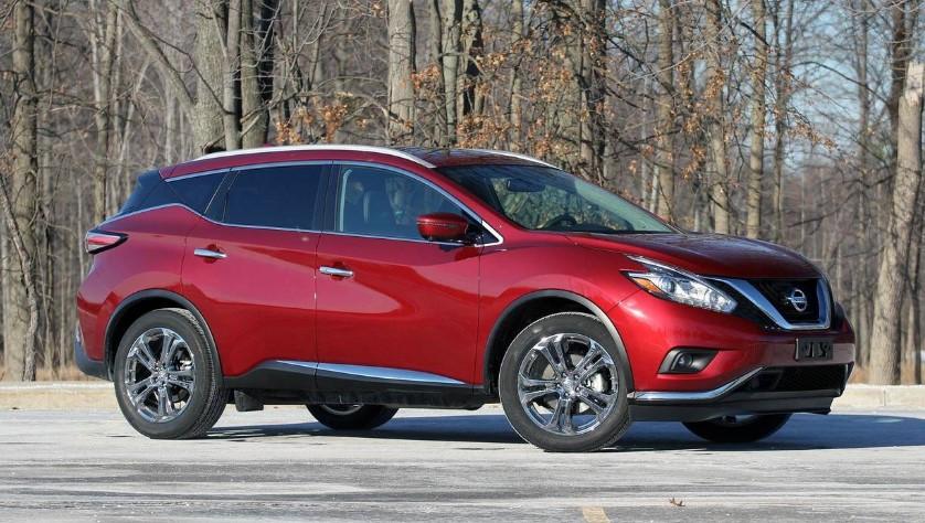 2020 Nissan Murano Hybrid concept