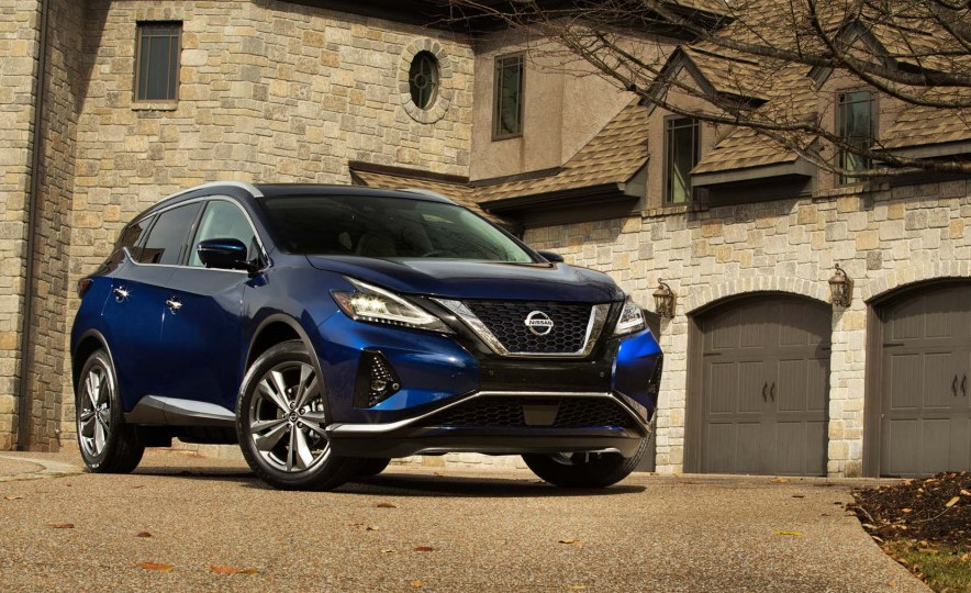 2020 Nissan Murano Refresh