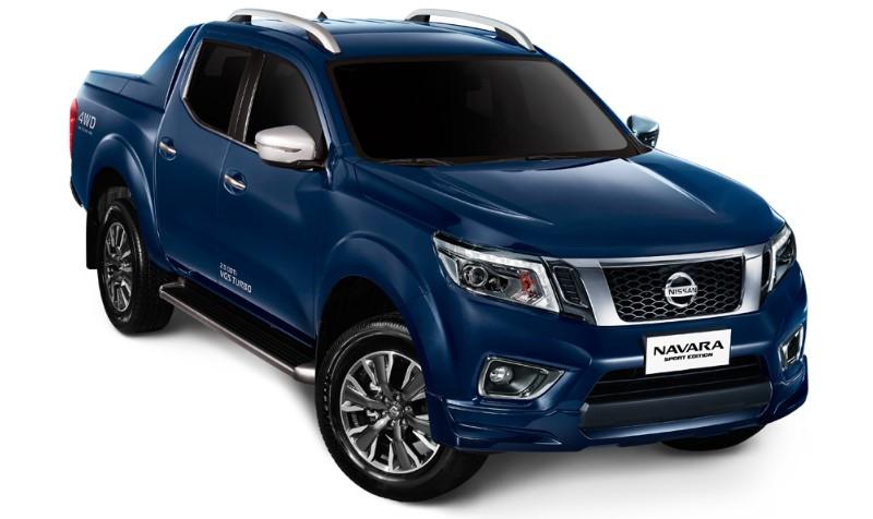 2020 Nissan Navara Facelift changes