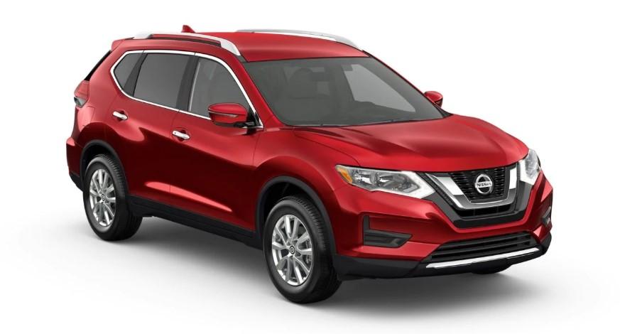 2020 Nissan Rogue SV Hybrid changes