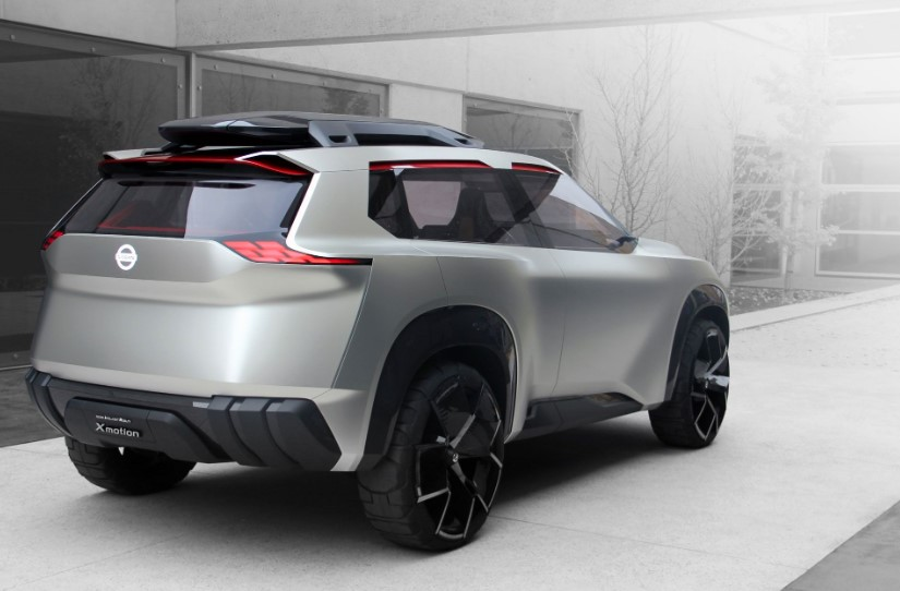 2020 Nissan Rogue release date