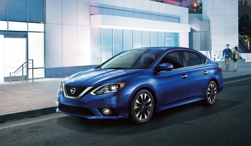 2020 Nissan Sentra changes