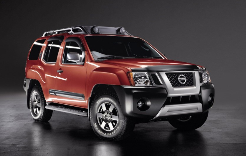 2020 Nissan X-Terra 2.5 concept