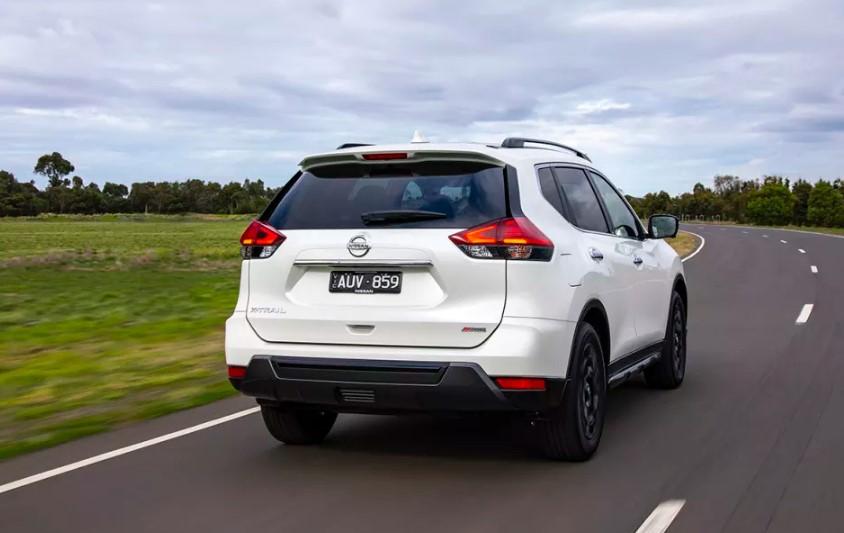 2020 Nissan X-Trail N-Sport changes