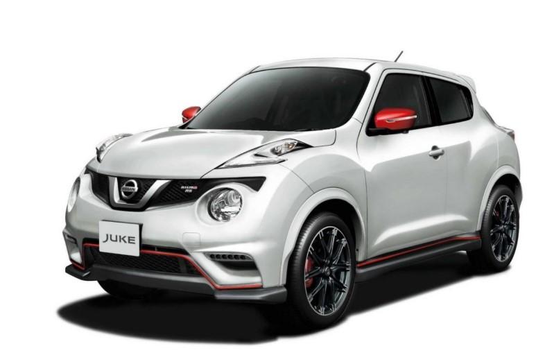 New 2020 Nissan Juke changes