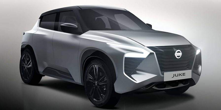 2020 Nissan Juke SUV concept