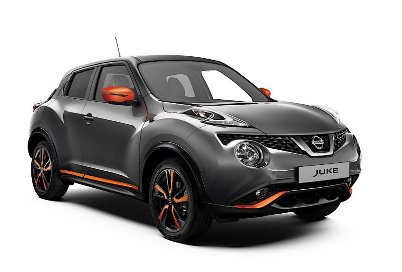 2020 Nissan Juke SV cocnept