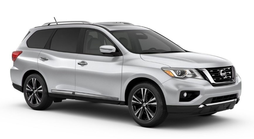 2020 Nissan Pathfinder Australia