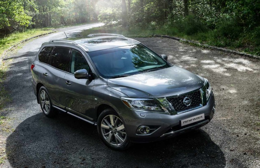 2020 Nissan Pathfinder Hybrid changes