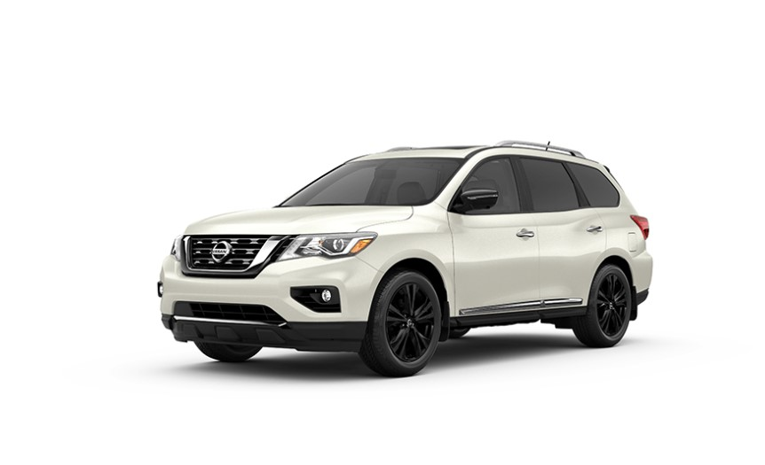 2020 Nissan Pathfinder Midnight Edition changes