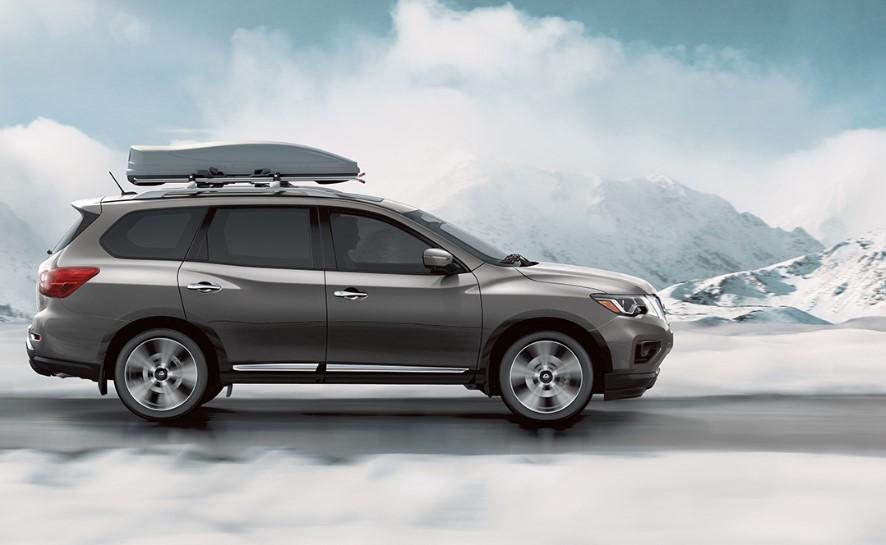 2020 Nissan Pathfinder Towing Capacity