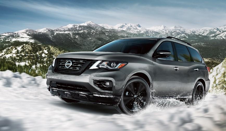 2020 Nissan Pathfinder USA changes