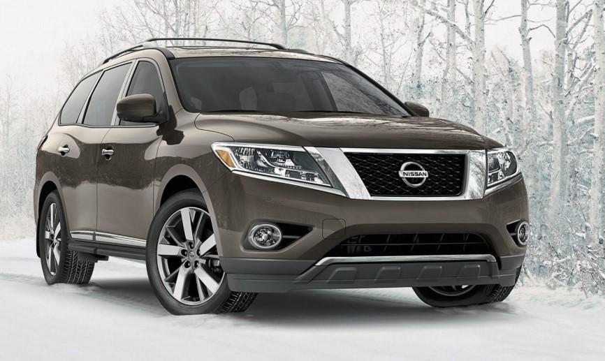 2020 Nissan Pathfinder 4x4