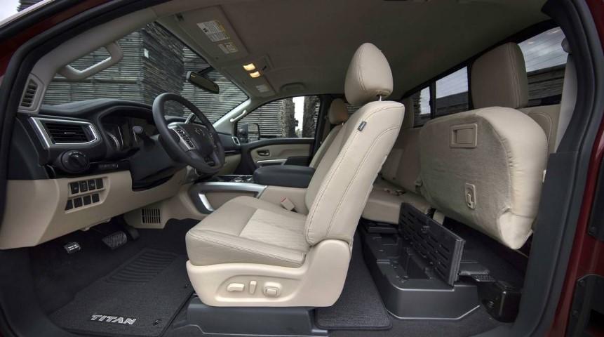 2020 Nissan Titan King Cab concept