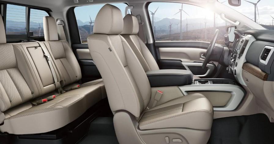 2020 Nissan Titan Automatic release date