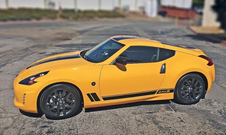 2020 Nissan 370Z Canada release date