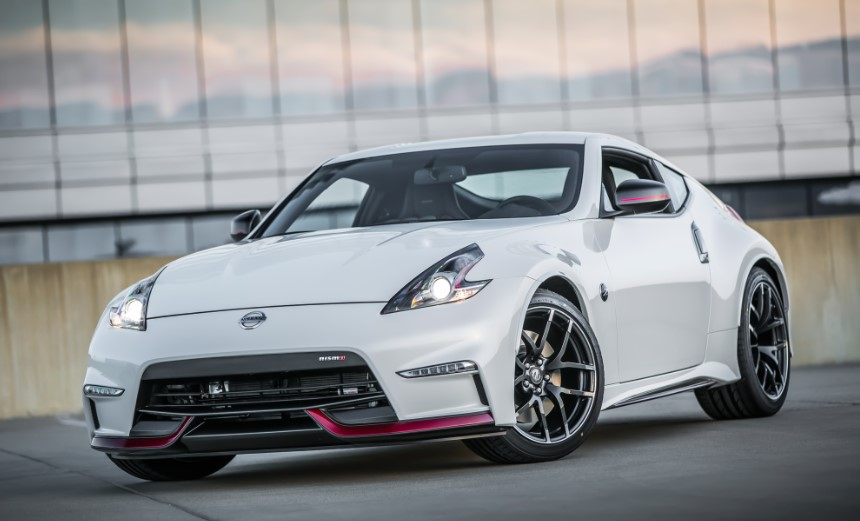 2020 Nissan 370Z Nismo 0-60 changes