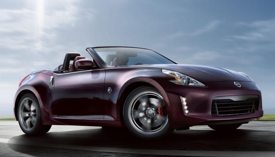 2020 Nissan 370Z Roadster changes