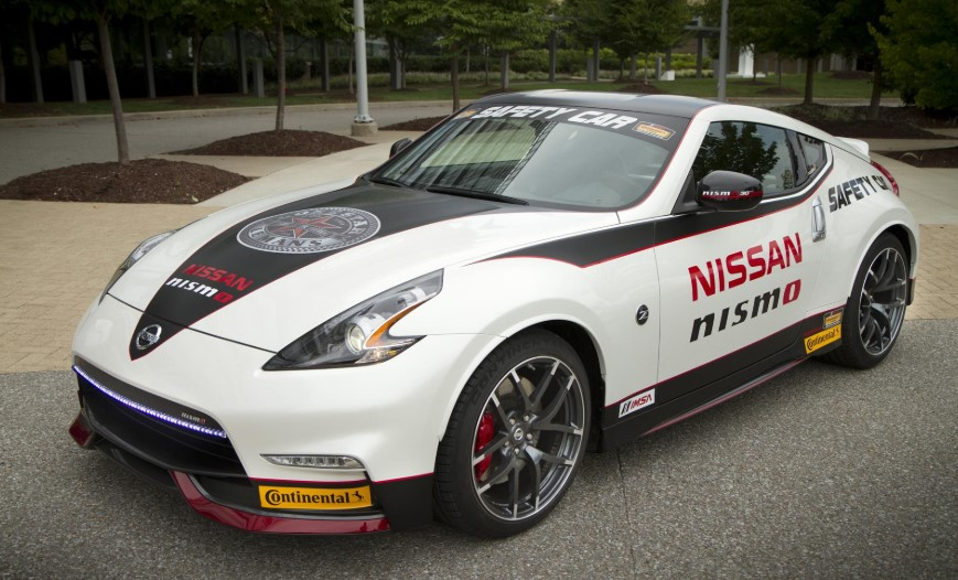 2020 Nissan 370Z Touring design
