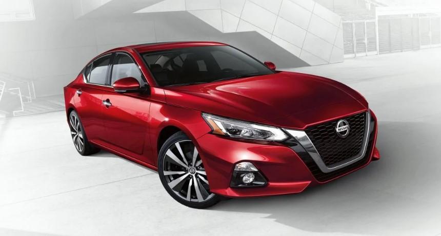 2020 Nissan Altima All Wheel Drive