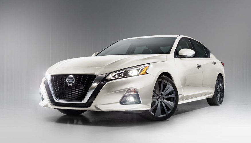 2020 Nissan Altima Edition One concept