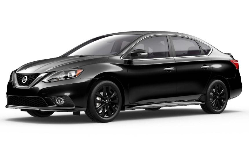 2020 Nissan Altima Midnight Edition redesign