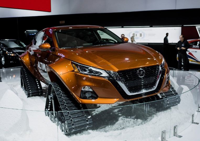 2020 Nissan Altima-te AWD release date