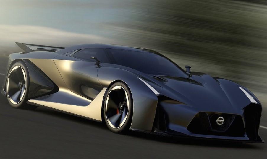 2020 Nissan GTR R36 Hybrid concept