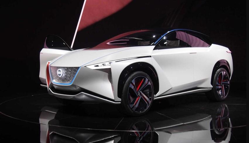 2020 Nissan IMQ concept