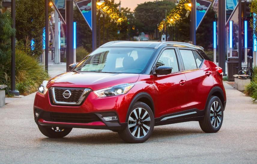 2020 Nissan Kicks SV release date
