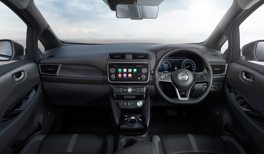 2020 Nissan Leaf E+ changes